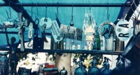 San Telmo blue silver market
