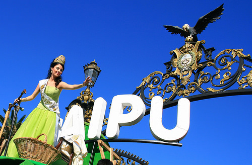 Maipu Harvest Queen - Mendoza