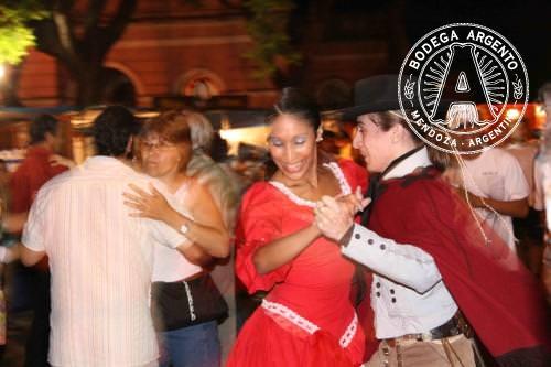 Mataderos Gaucho dancers