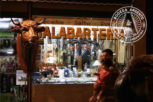 Mataderos Talabarteria shop