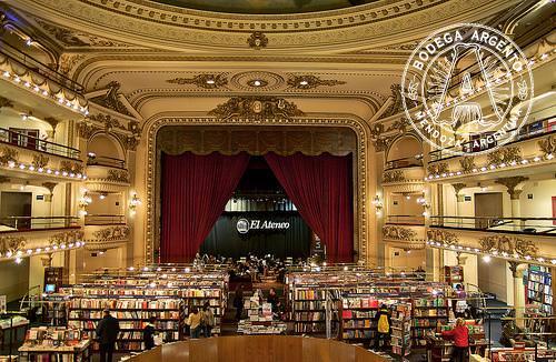El Ateneo Book Store Buenos Aires