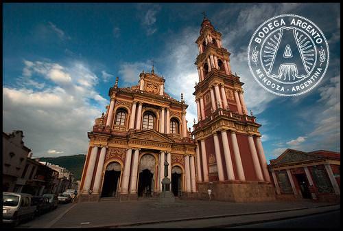Iglesia y Convento San Francisco Salta Argentina