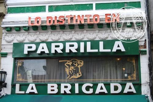 la brigada parrilla san telmo buenos aires argentina