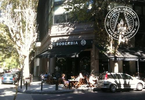 soberbia 22 restaurant palermo hollywood buenos aires argentina