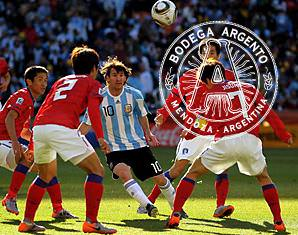 Argentina Football Messi South Korea World Cup