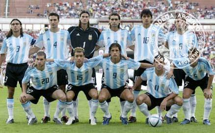 Argentina Football Team World Cup 2010