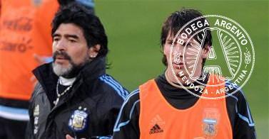 Argentina Nigeria World Cup 2010 Maradona Messi