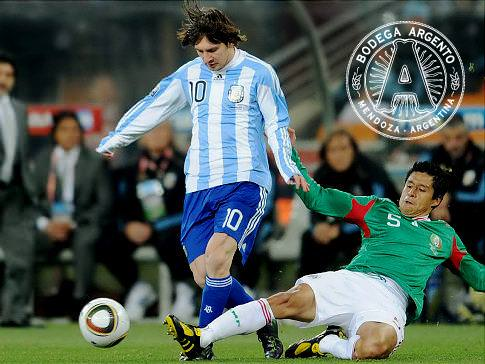 Argentina-World-Cup-Football-Mexico-Messi