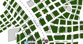 Mapa art scene