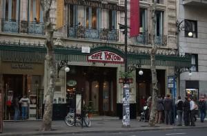 Argentina Culture: Cafe Tortoni