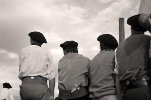 Gauchos in San Antonio de Areco