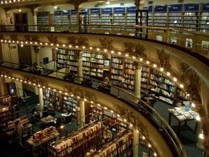 Librerias de Buenos Aires