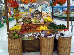 Argentina Food: Carrefour