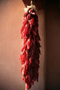Argentina Food: Red Chilli
