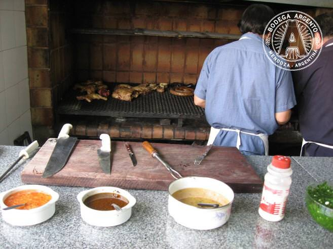 Parrilla grill and asadors – Photograph by Kai Hendy