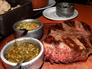 Argentina Food: Lomo Jugoso at Matarife