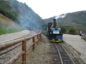 Argentina Travel: The Train at the End of the World