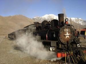 Argentina Travel: La Trochita
