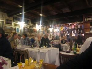 Buenos Aires Restaurant: La Brigada