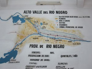 Pinot Noir Region Map
