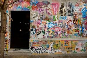 Tegui Restaurant Palermo Buenos Aires Street Art