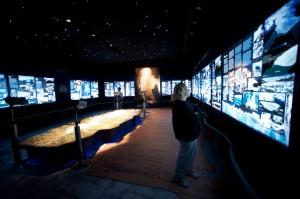 Inside the Glaciarium
