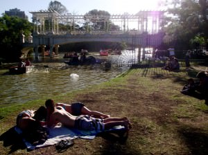 Rosedal Park