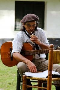 Estancia La Porteña - Guitar