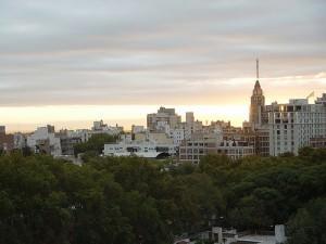 View of Mendoza