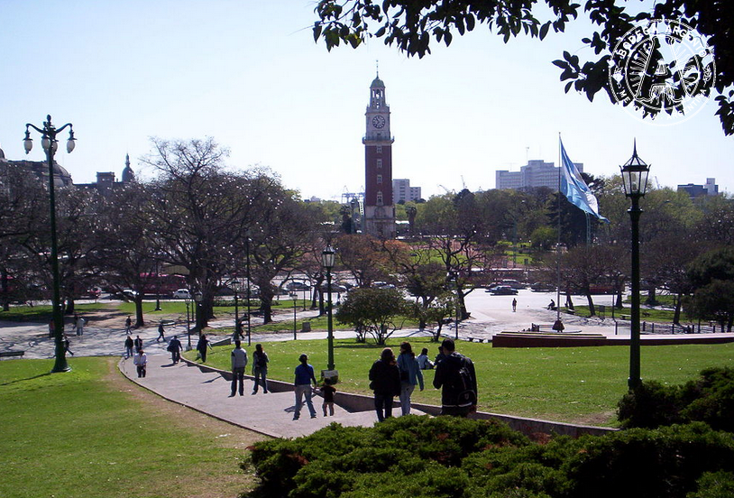"""Plaza San Martín - Buenos Aires"" by Banfield - Own work. Licensed under CC BY-SA 3.0 via Wikimedia Commons"