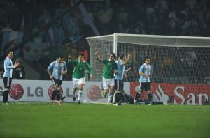 Copa America 2011: Argentina