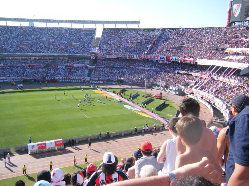 River Plate Versus Estudiantes