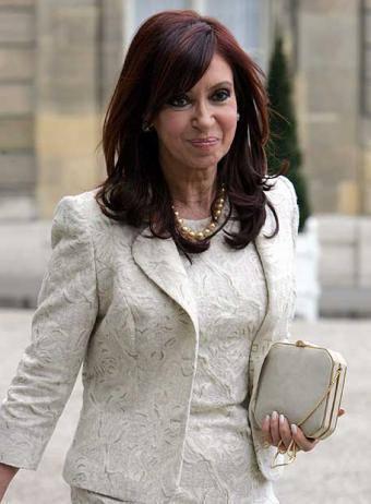 Cristina Férnandez de Kirchner