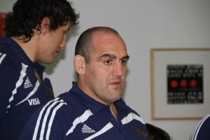 Argentinian Rugby - Mario Ledesma