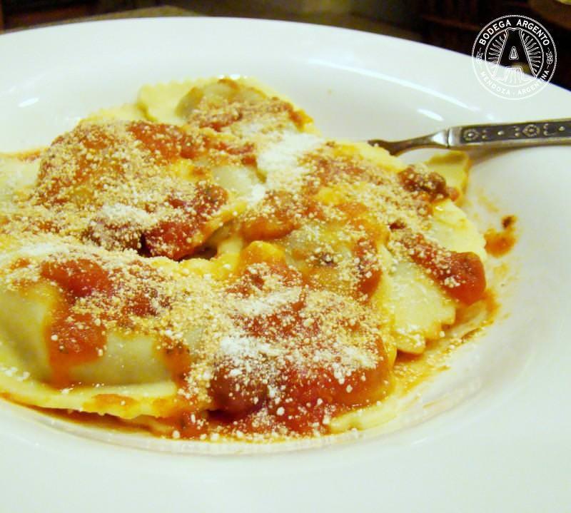 Argentinian-Pasta-Spicy-Pasta-Dish