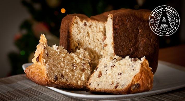Homemade Panettone