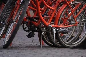 Bicicletas Naranjas Buenos Aires