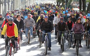 Mauricio Macri Bicicletas Buenos Aires
