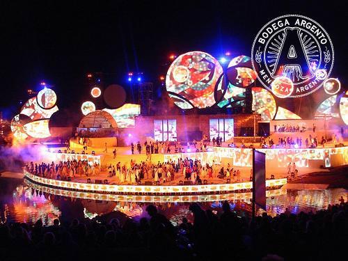 Fiesta Nacional de la Vendimia, Mendoza, Argentina