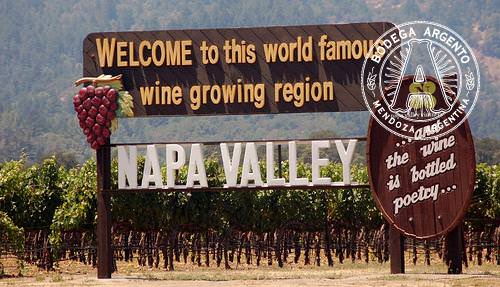 Welcome to Napa Wine Country