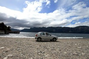 Our Clapped Out Fiat in Bariloche