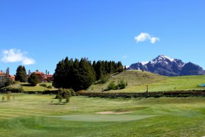Golf at Llao Llao resort