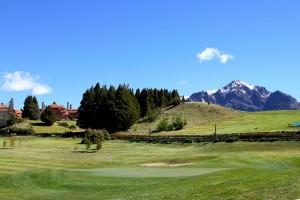 Golf at Llao Llao resort