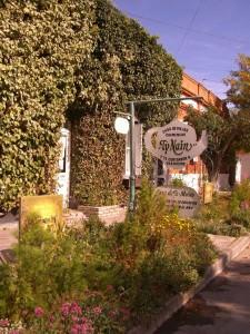 Ty Nain Welsh tea house in Gaiman, Patagonia
