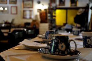 Tea in Patagonia