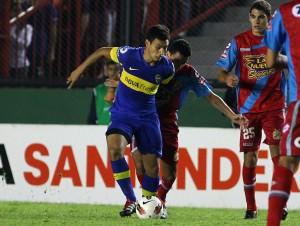 Juan Sánchez Miño of Boca Juniors