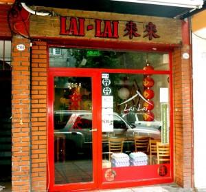 Lai Lai in Barrio Chino