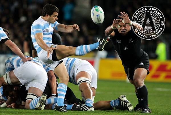 Argentina v New Zealand Rugby World Cup 2011