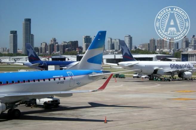 Jorge Newbery Aeroparque Buenos Aires Airport