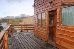 Panoramic View Log Cabin in Bariloche